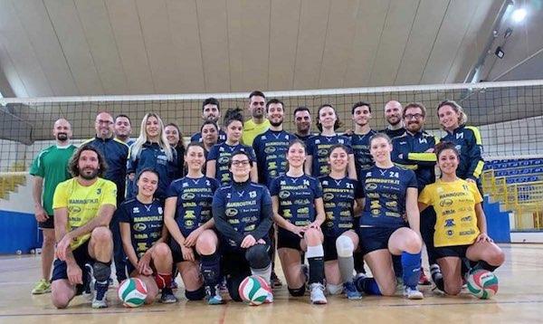 Etruscan Volley League, quarto posto in classifica dopo otto gare