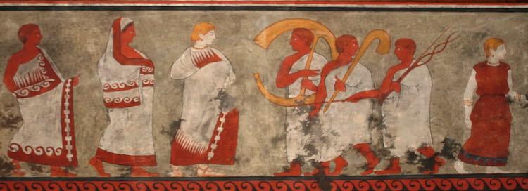 Con gli Etruschi, da Orvieto a Porano. Passeggiata dei Mulini, a San Venanzo
