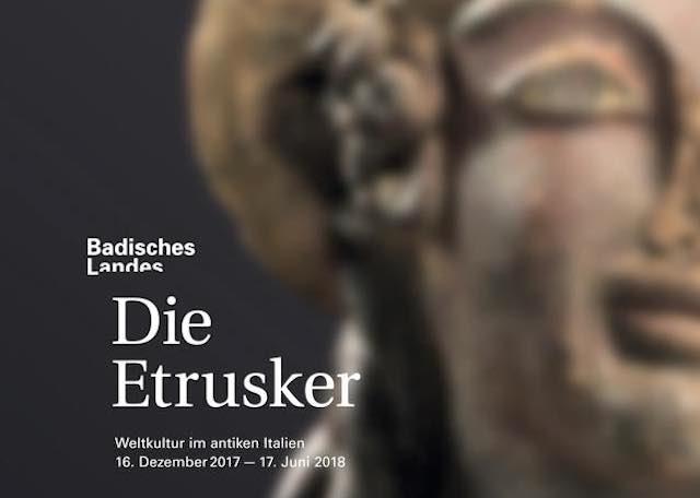 """L'armatura etrusca della """"Tomba del Guerriero"""" va in esposizione in Germania"""