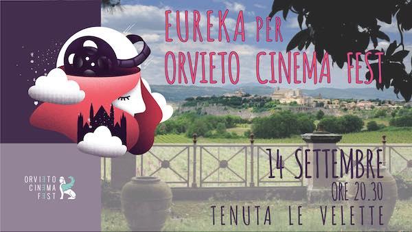 """Festa alla Tenuta """"Le Velette"""" a sostegno di """"Orvieto Cinema Fest"""" e Festival del Dialogo"""