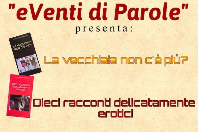 """""""eVenti di Parole"""" al MusicBox, Pier Luigi Leoni presenta due volumi"""