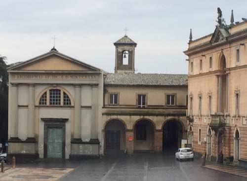 Ex ospedale di piazza Duomo, Olimpieri (IeT) presenta un'interpellanza