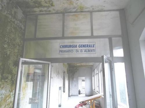 Patrimonio immobiliare abbandonato. Poche prospettive per ex Caserma ed ex Ospedale