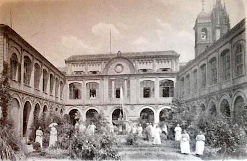 Ospedale di Santa Maria della Stella, ieri