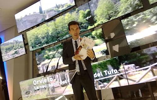 """Cresce l'attenzione dei media verso Orvieto. """"Experience Etruria"""" tra i migliori progetti prodotti per Expo."""
