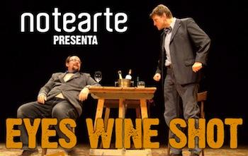 """A Monterubiaglio, arriva """"Eyes Wine Shot"""", spettacolo-degustazione con Giuseppe Gandini e Gianantonio Martinoni"""
