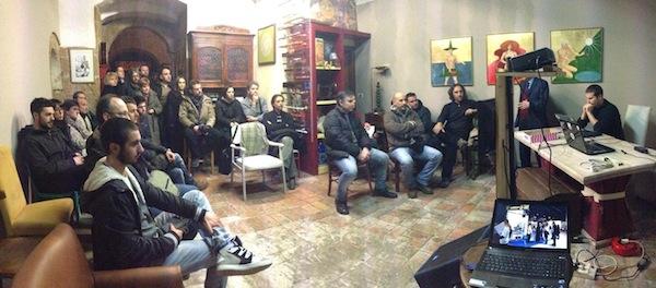 """Secondo incontro del Social FabLab di Orvieto """"Diventare maker nella bottega di un artigiano"""""""