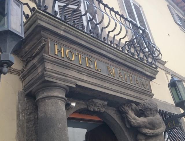 """Giuseppe Morino: """"Dopo cinquant'anni di storia l'Hotel Maitani è in vendita"""""""