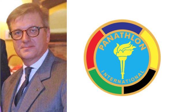 Sandro Carlo Fagiolino eletto membro del Collegio di Garanzia Statutaria del Panathlon International