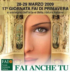 """XXVII Giornata """"FAI"""" di Primavera a sostegno dell'arte e della natura italiane. Le visite guidate a Orvieto sabato 28 e domenica 29 marzo"""