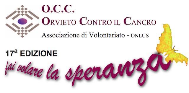 """Torna """"Fai volare la speranza"""". Cinque giorni di iniziative insieme ad """"Orvieto Contro il Cancro"""""""