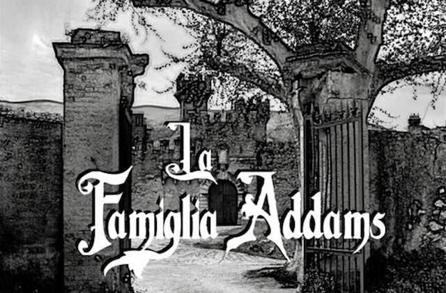 """""""La Famiglia Addams"""" trasloca al Castello di Torre Alfina"""