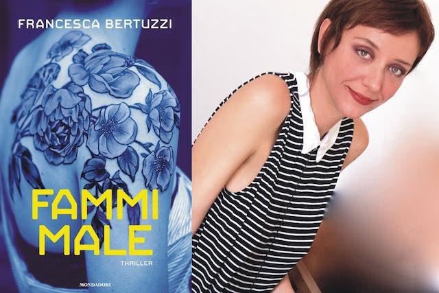 """Francesca Bertuzzi presenta il libro """"Fammi male"""""""