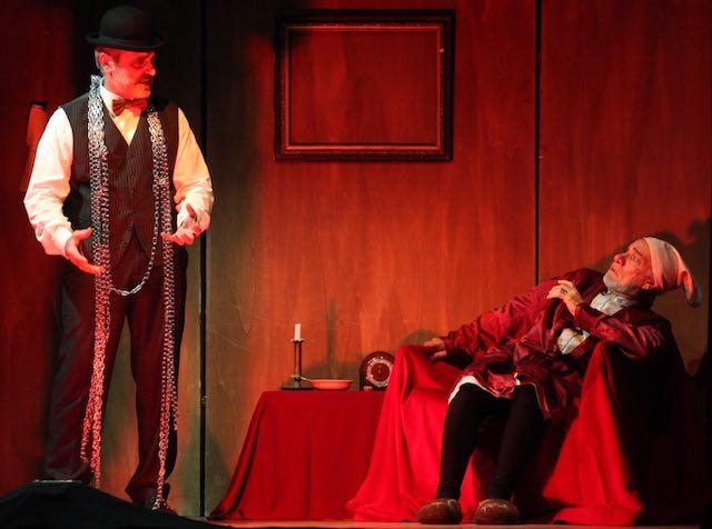 La favola immortale di Charles Dickens rivive al Palazzo Baronale