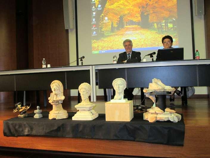 Presentati i risultati della campagna di scavo 2013 a Campo della Fiera. E Stopponi non ha dubbi: il Fanum è qui