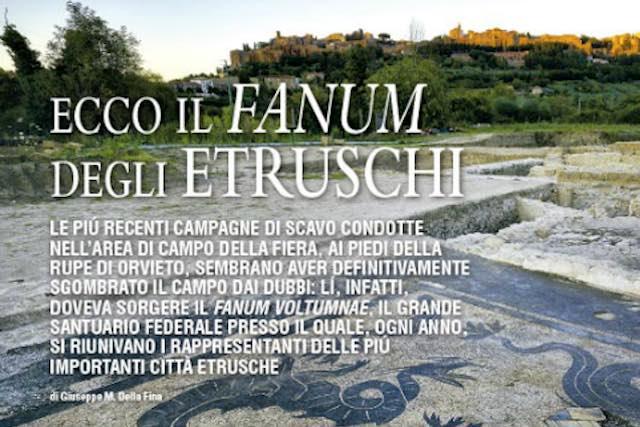 Campo della Fiera, dalle pagine di Archeo alla visita guidata nel pomeriggio del Corpus Domini