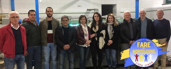 """""""Fare per Monteleone"""". Cinque incontri per la lista civica a sostegno di Piero Timitilli"""