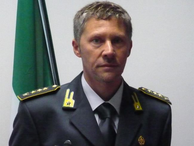 Il Colonnello Amedeo Farruggio è il nuovo comandante della Guardia di Finanza di Terni