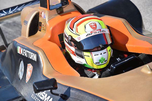 Campionato Italiano Sport Prototipi, Michele Fattorini in pista a Misano