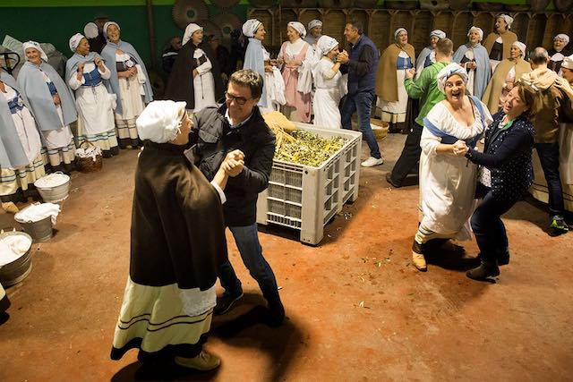 """Al Vecchio Frantoio Bartolomei è ancora festa con """"I giorni dell'olio nuovo"""""""