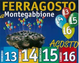 Ferragosto Montegabbionese. Dal 13 al 16 agosto