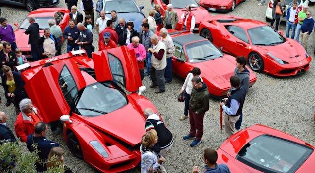 Enogastronomia e Ferrari, le eccellenze del Made in Italy sono protagoniste al Muvis