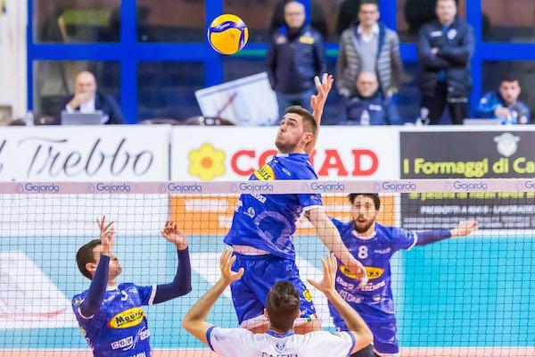 Maury's Com Cavi Tuscania, vittoria sudata fondamentale in chiave play-off