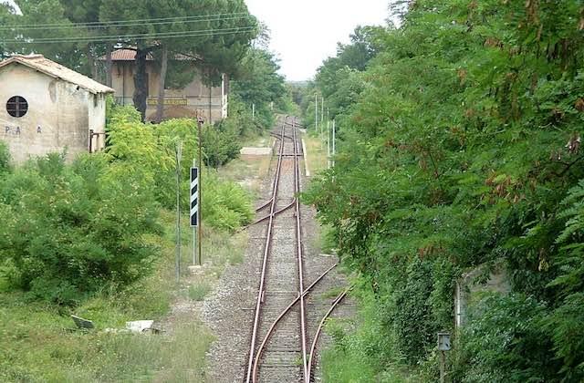 """Panunzi (Pd): """"La ferrovia Orte-Civitavecchia va ripristinata"""""""