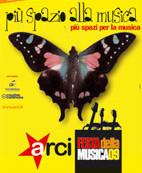 """Festa della Musica dell'Arci 2009 - """"Più Spazio alla Musica - Più Spazi per la Musica"""""""