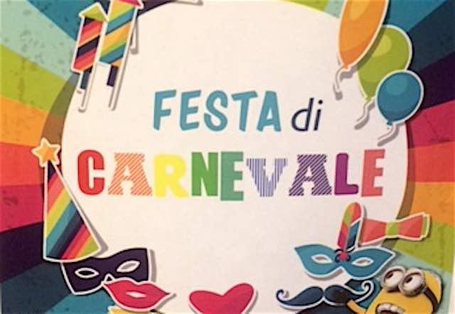 """""""Festa di Carnevale"""" sotto la chiesa di Ciconia con l'associazione """"PiccoliPassi"""""""