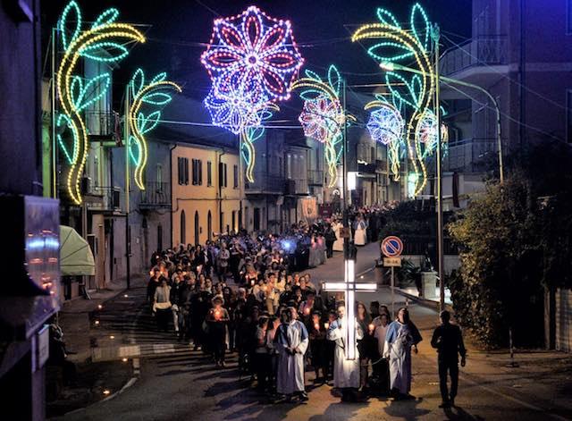 La comunità si ritrova per la Festa della Madonna Addolorata