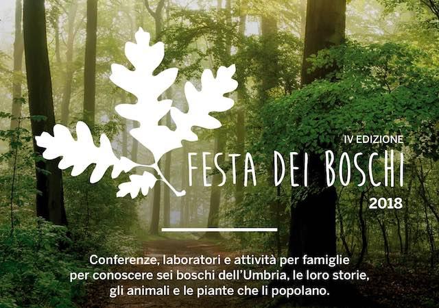 L'Ecomuseo del Paesaggio degli Etruschi aderisce alla Festa dei Boschi
