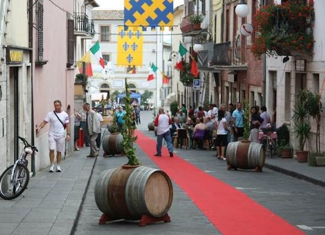 Festa del Vino dei Colli del Tevere, il programma della 34esima edizione