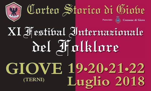 Quattro giorni di appuntamenti per l'XI Festival Internazionale del Folklore
