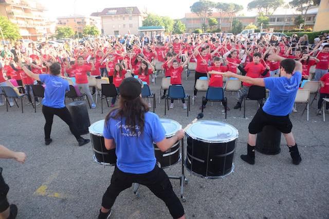 Lo Street Music Festival entra nelle scuole e scende nelle piazze: 600 bimbi e quattro comuni coinvolti