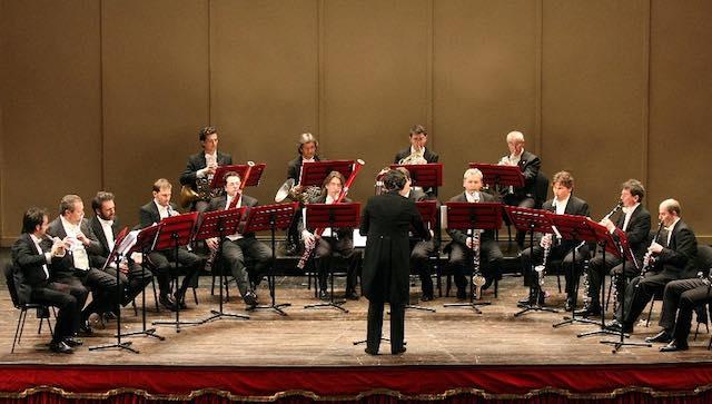 I Fiati di Parma in concerto al Teatro degli Avvaloranti
