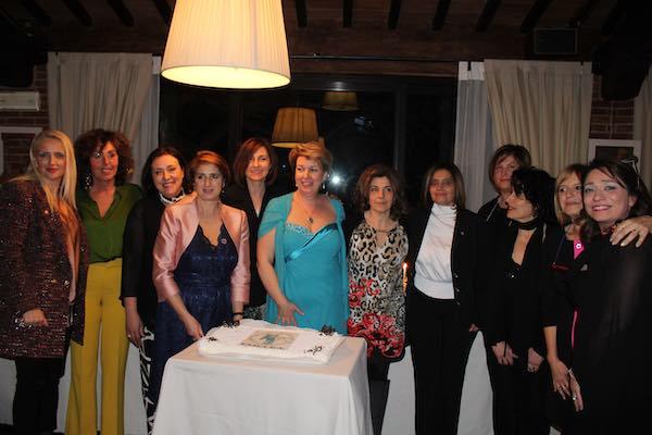 Sette nuove socie entrano a far parte della Fidapa Bpw - Sezione di Orvieto