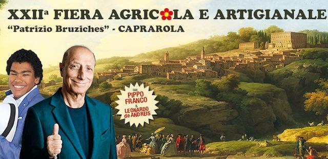 """Al via la XXII edizione della Fiera Agricola e Artigianale """"Patrizio Bruziches"""""""