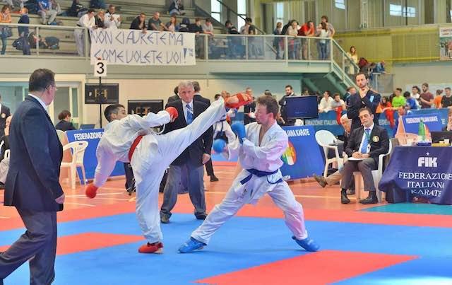 """Karate, chiusi i """"giochi"""" per l'ingresso in nazionale Fik. Pronti per Dublino, 7 atleti della scuola Keikenkai"""