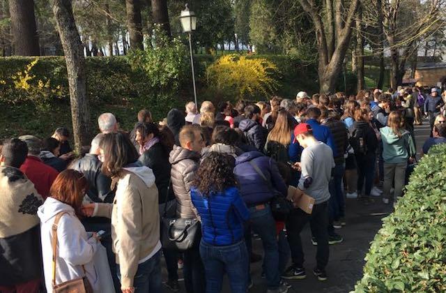 Pozzo di San Patrizio, nel 2018 quasi 185.000 visitatori