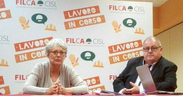 """Furlan (Cisl): """"800 mila posti persi per la crisi. Ora puntare sulla messa in sicurezza del territorio"""""""