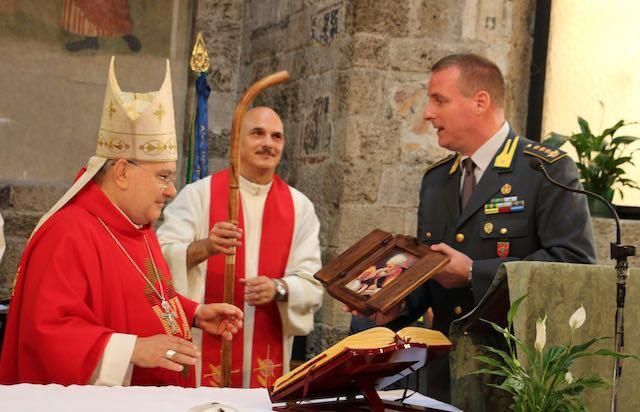 La Guardia di Finanza onora San Matteo Patrono