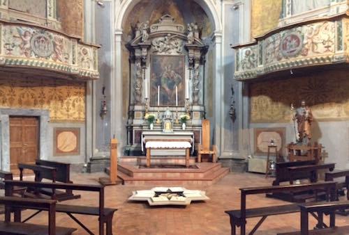 Quaresima 2017, Via Crucis nella Chiesa di San Giuseppe