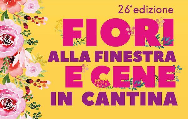 """A """"Fiori alla Finestra e Cene in Cantina"""" tornano """"Le Botteghe de 'na Volta"""""""