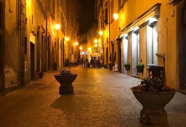 Orvieto notte