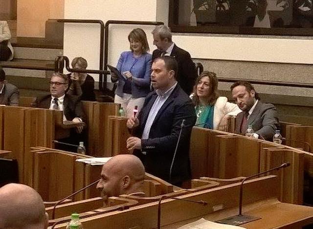 Georadar a Le Crete. Approvata all'unanimità la mozione della Lega Nord