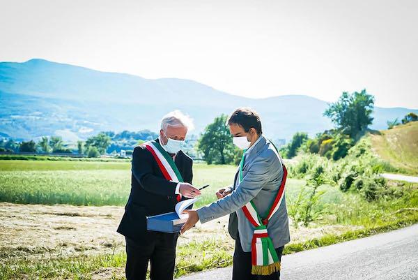 Città della Pieve firma l'accordo con Cetona, Chiusi e San Casciano dei Bagni