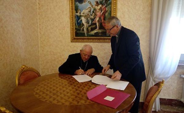 In vigore la convenzione con il Vaticano per la tutela delle Catacombe di Santa Cristina