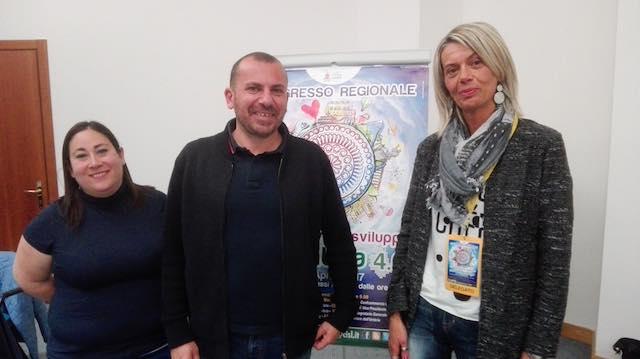 Valerio Natili eletto segretario generale regionale Fisascat Cisl e Fist Cisl Umbria