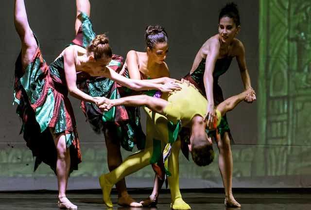 """Al Teatro Amiata, l'Astra Roma Ballet presta le punte a """"Il Flauto Magico"""""""